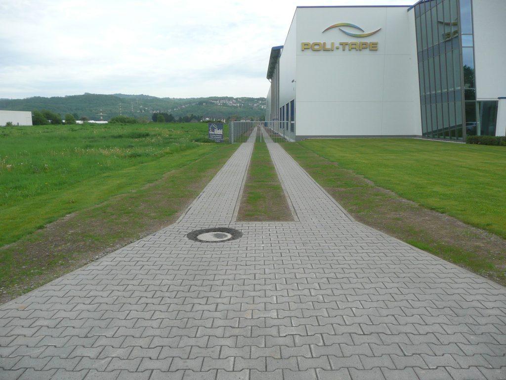 Industriebau, Politape, Remagen (2)