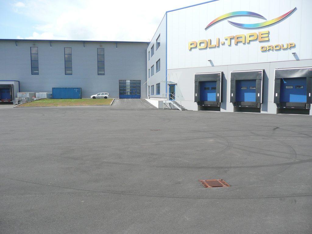 Industriebau, Politape, Remagen (3)